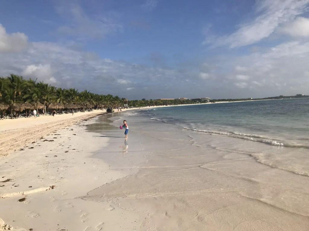 Grand Palladium Riviera Maya Beach