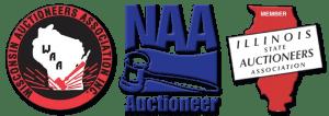 NAA-WAA-IAA-logos