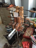 David Calvert: Lg Collection of Wood-Working Tools/Equip, Collectibles, Lawn/Garden, Household