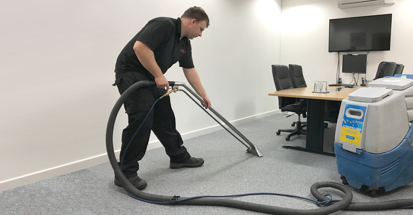 How Often Should I Get Commercial Carpet Cleaning