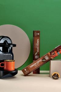 Kapsül Yağlı Türk Kahvesi Boom  – Turkish Coffee Boom – 10 Doğal Kapsül