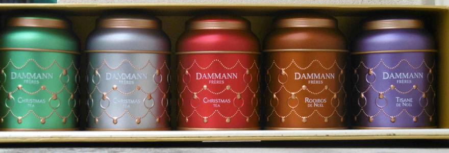 boite de the dammann