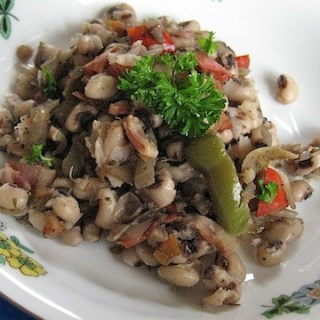 Black-eyed Peas and Bacon | The Recipe ReDux