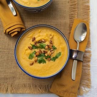 Creamy Thai Squash Soup