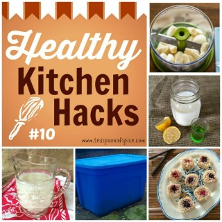 Healthy Kitchen Hacks #10