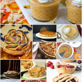 12 Delicious (and Healthy) Thanksgiving Desserts