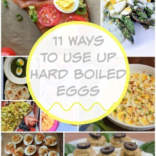 11 Excellent Ways To Use Up Those Easter Eggs