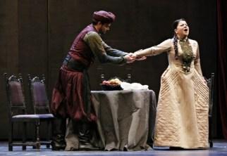 Split,1080311-Opera Adel i Mara u HNK Split