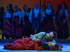 Opera Carmen u HNK Split