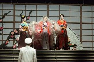 Opera Madame Butterfly u HNK Split