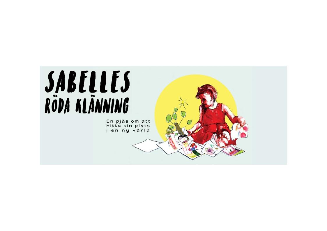 Logo-Sabells Röda Klänning