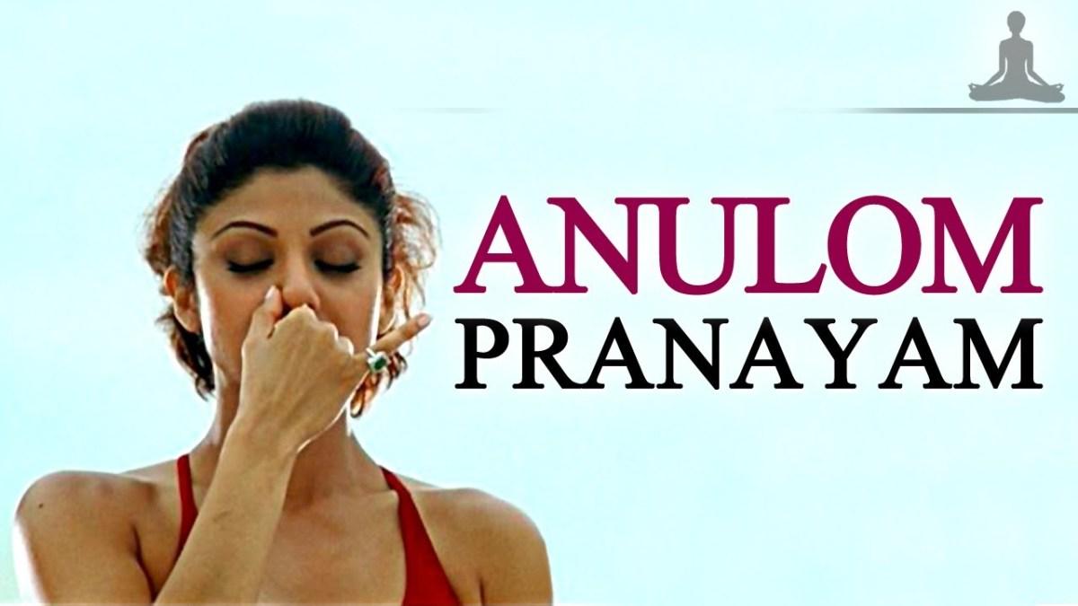 Anulom Vilom Pranayam