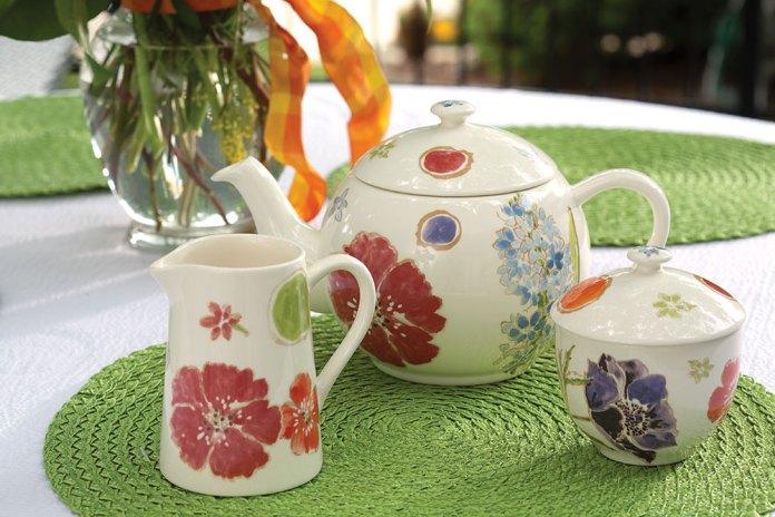 Bloom-Teapots