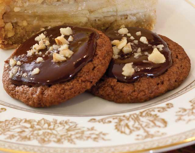 Double-Chocolate-Walnut-Cookies