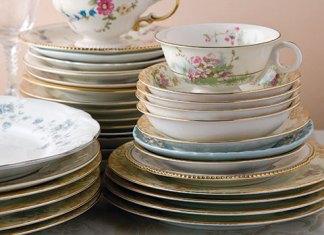 Tea China Patterns