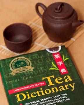 James Norwood Pratt's Tea Dictionary
