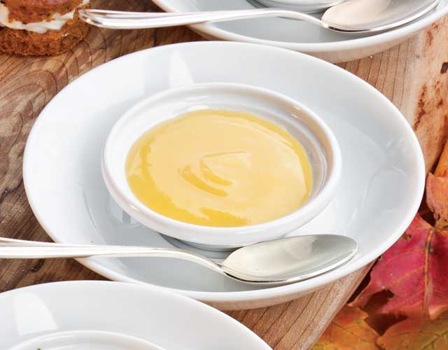 Creamy Lemon Curd