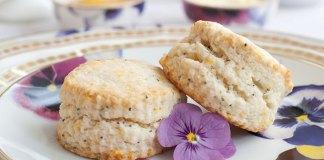 Poppyseed-Orange Scones favorite summer scones