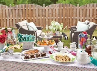 The Doggie Days of Summer Tea