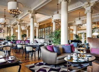 Fairmont Hotels & Resorts' Lot 35 Tea