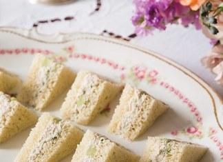 Green Grape–Chicken Salad Sandwiches