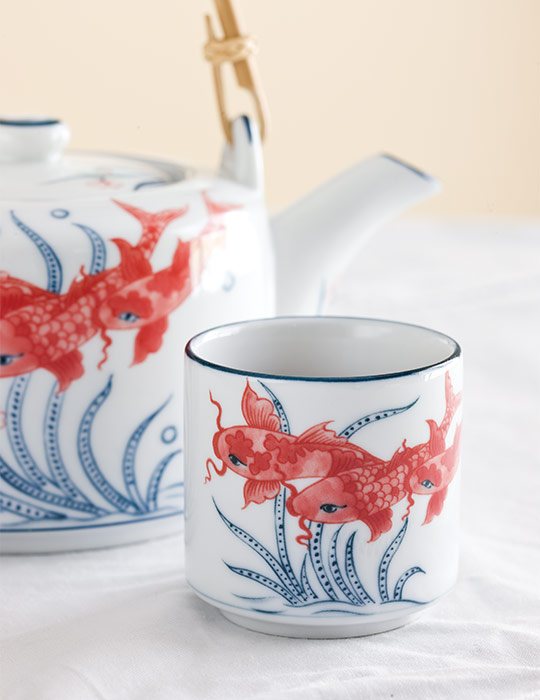 Tea Cups: From Pretty to Practical