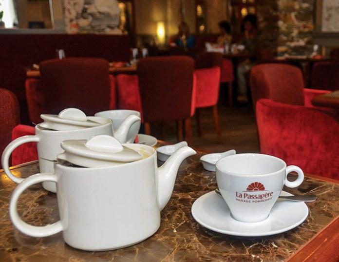 Finding Tea in Nantes