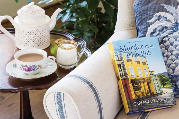Carlene O'Connor Presents a Mesmerizing Page Turner in Murder in an Irish Pub