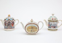My English Teapot Collection