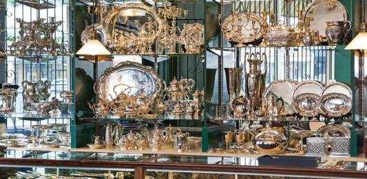 The Timeless Treasure of Silver Teapots