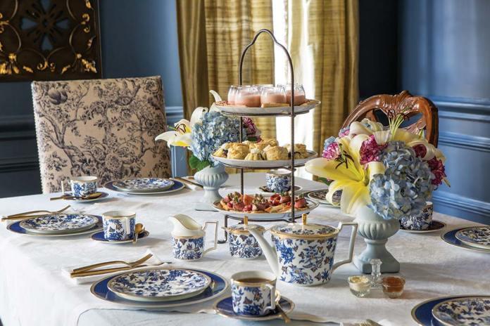 English Elegance Tea