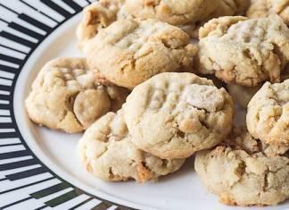 Caramel-Apple Cookies