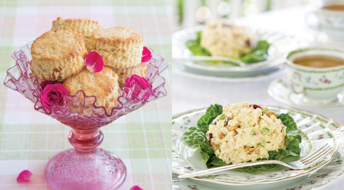 Our Favorite Gluten-Free Recipes for Afternoon Tea