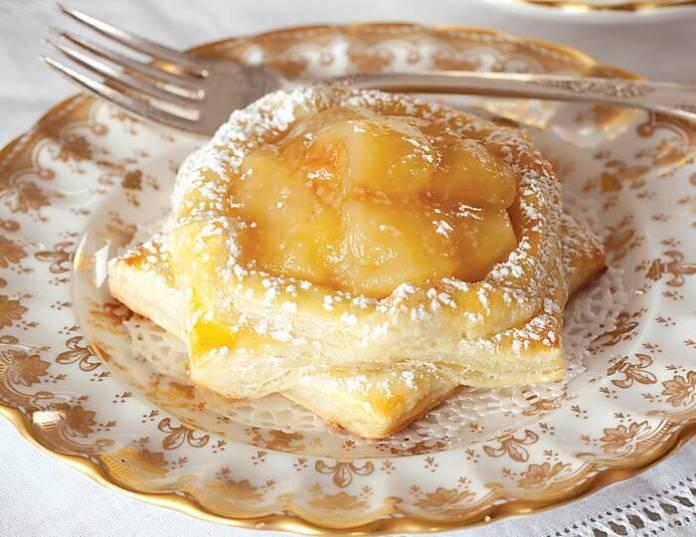 Golden Apple Pâtisseries