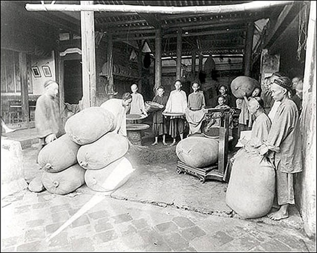 ancient china tea production 1