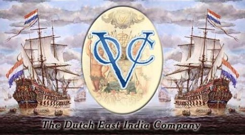 Dutch East India Company c.1620