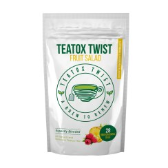 teatox twist fruit salad