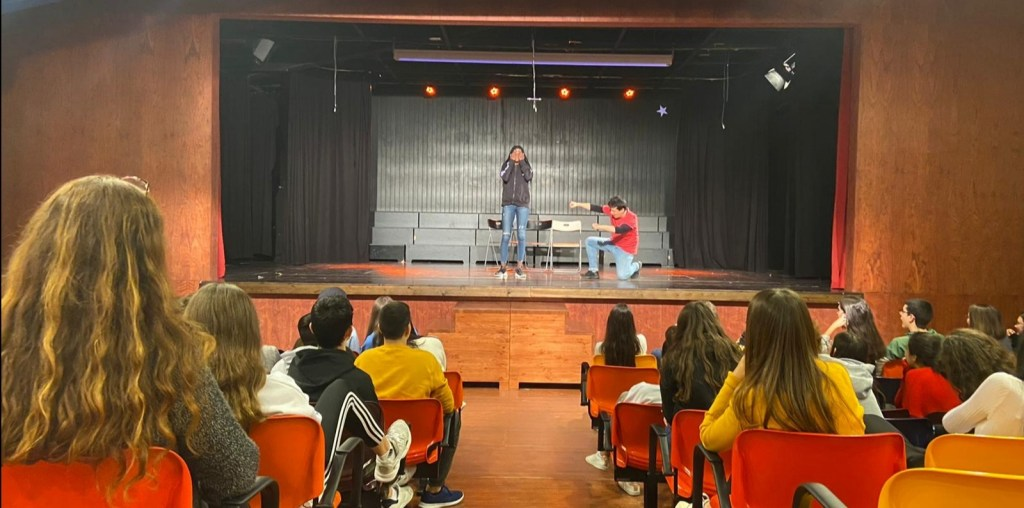 Home Prevention Theatre Teatracció