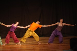 Theatre in English workshop for teenagers