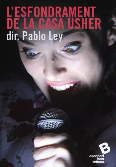 Lesfondrament de la casa Usher  Recomanaci teatral  Miquel Gascon Baz  Teatro Barcelona