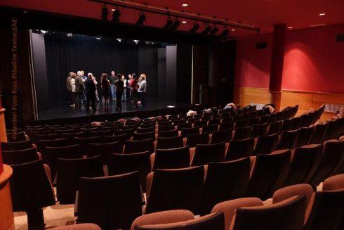 Al Teatre Joventut
