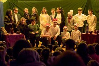 Mostra de Teatre a l'escola Provençana
