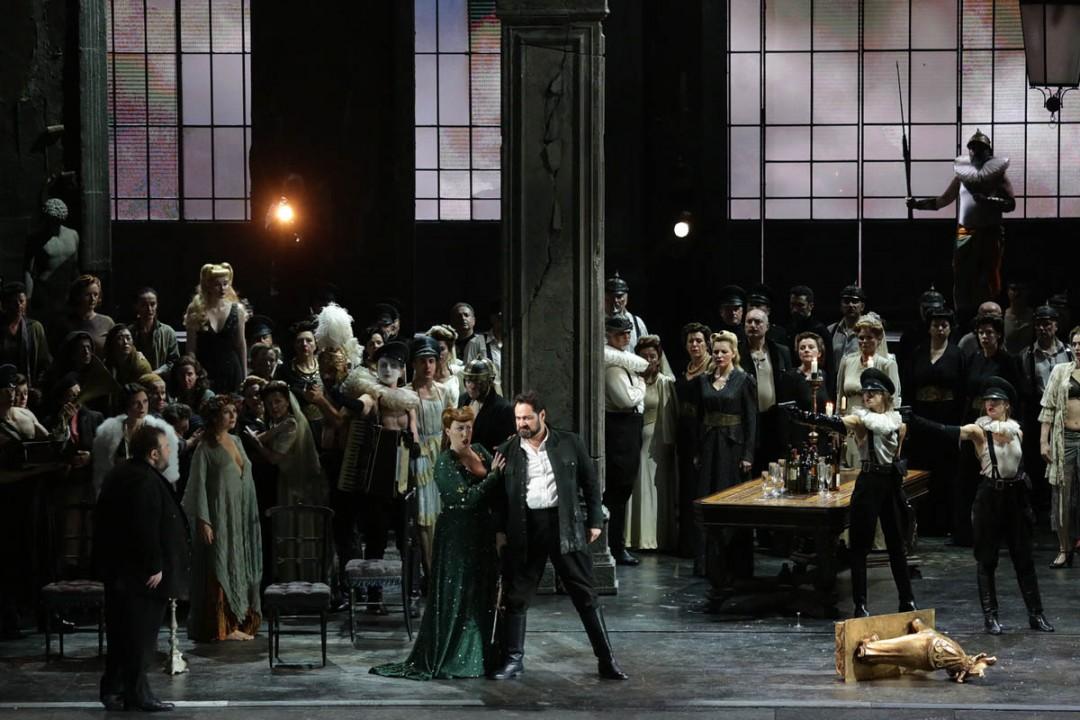 Attila  Teatro alla Scala  20182019  Teatroit