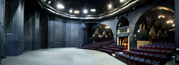 Alquiler de espacios en El Teatro Abada