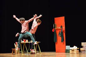 GLI AIUTANTI DI BABBO NATALE - Rosso Teatro - Stagione 2014