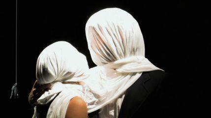 Risultato immagini per teatro del lemming romeo e giulietta