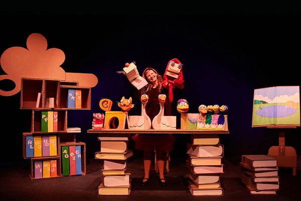 3- VeoLeo de Teatro Arbolé