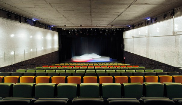 Teatro Arbolé en Zaragoza