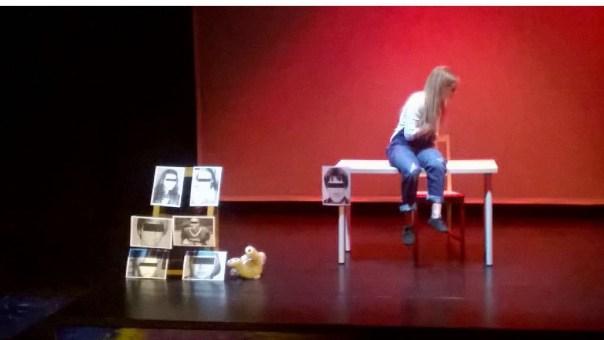 Atrapada en la Red en Teatro Arbolé 2