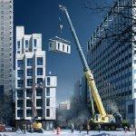 Nueva York premia en un concurso un diseño de mini pisos